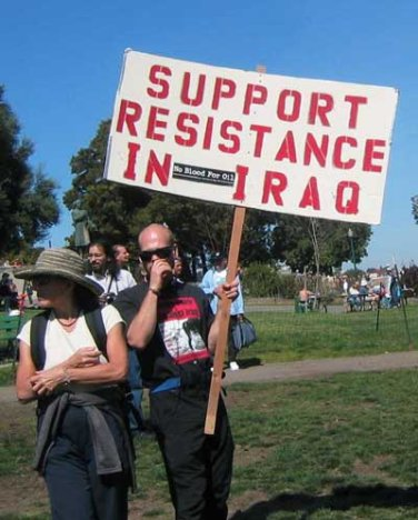 Support the Resistance in Iraq
