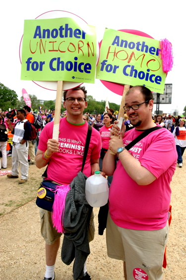 Pro-Choice Gays