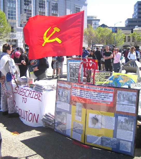 Communist anti-war group ANSWER