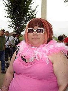 CodePINK Fat Lady