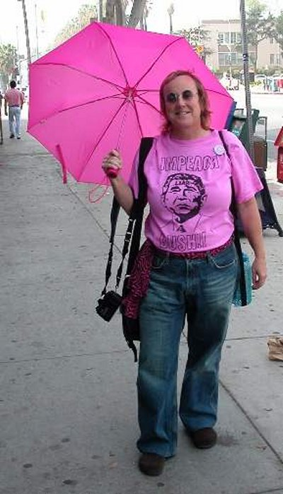 Another CodePINK Beauty