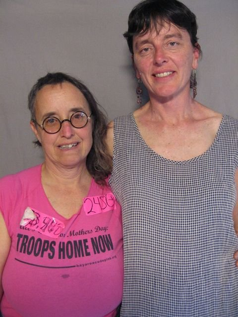 More useless CodePINK Beauties