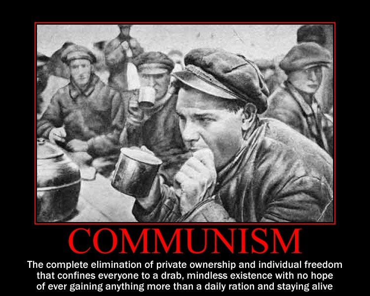 communists telling you what to do