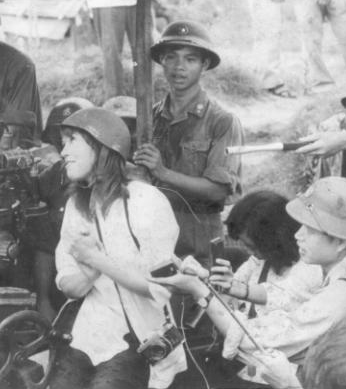 Hanoi Jane in Vietnam