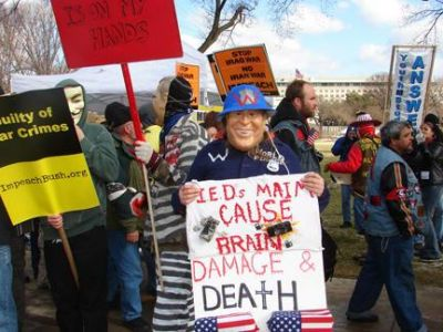 Liberal Protester