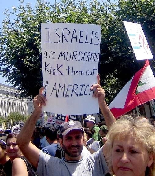 Anti-Semitism of the Left