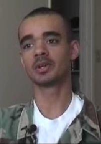Jesse Macbeth born as Jesse Adam Al-Zaid