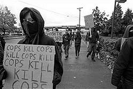Убивайте полицейских