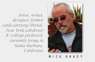 Mick Brady