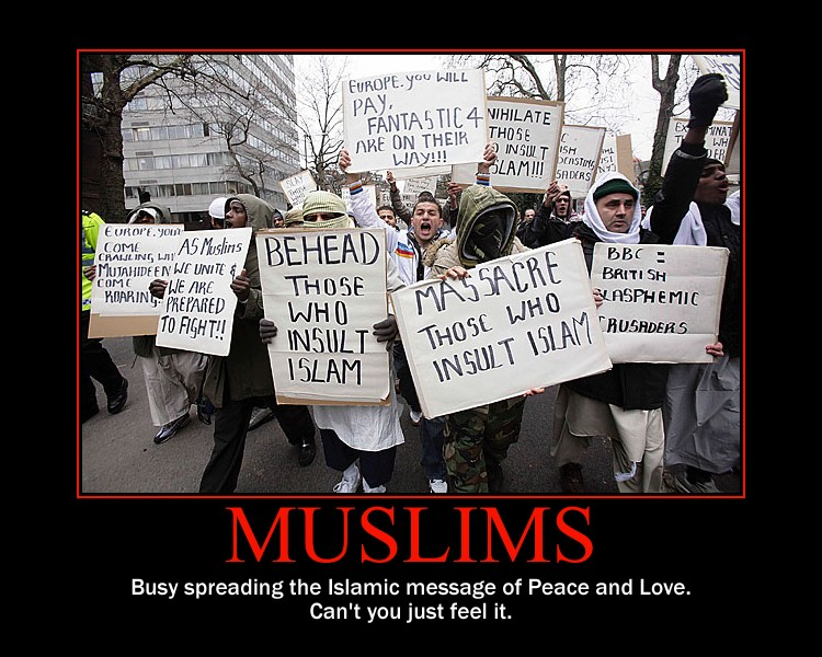 Muslims