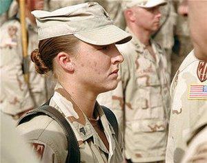 Army Sgt. Leigh Ann Hester