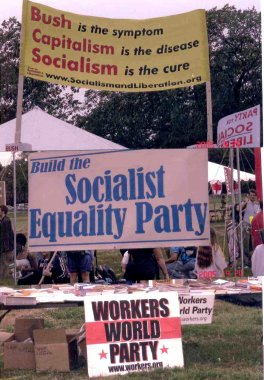 Another Socialist Protest