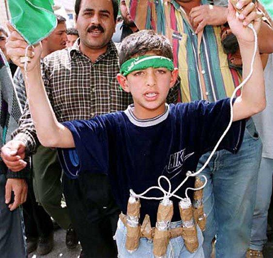 Future suicide bomber