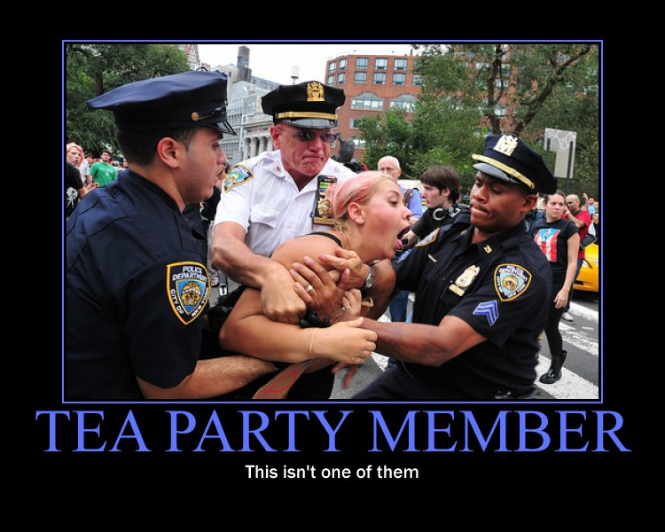 Tea Party Member