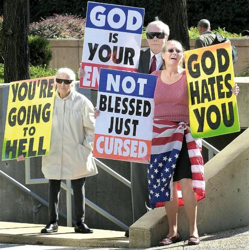 Anti-American Morons!!!
